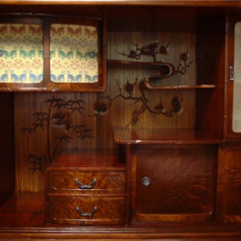 食器棚修理サムネイル